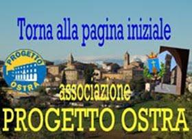 Home page di PROGETTO OSTRA