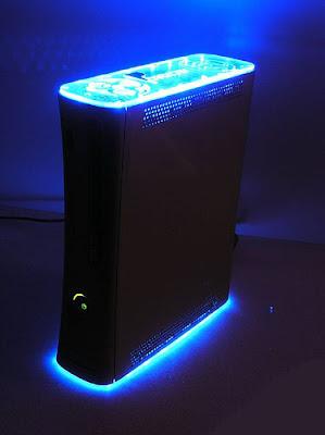 Xbox 360 Slim Console Mods TechnoEntertainment ~ ...