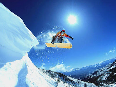 Collection of cool snowboarding wallpapers for your desktop PC or Apple Mac.