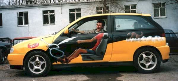 Top cool cars cool car paint jobs for Best car paint
