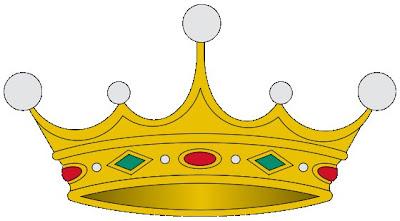 Con Menos Perlas Que La De Conde La Corona De Baron