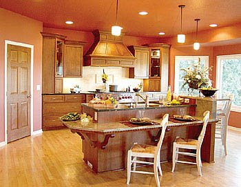 Kitchen Island Layouts