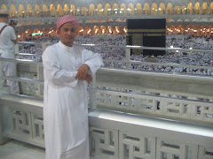 Kenangan di Masjidil Haram 06 April 2008