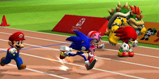 Mario & Sonic at the Olympic Games for Nintendo Wii