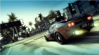 Burnout Paradise for XBOX 360 & PlayStation 3
