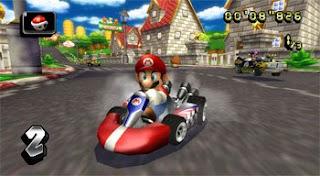 Mario Kart & Wii Wheel for Nintendo Wii