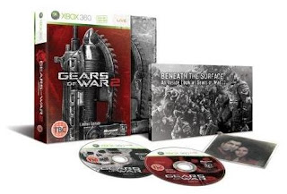 Gears Of War 2: Limited Edition for XBOX 360