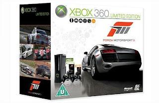 XBOX 360 Super Elite 250GB Console with Forza 3