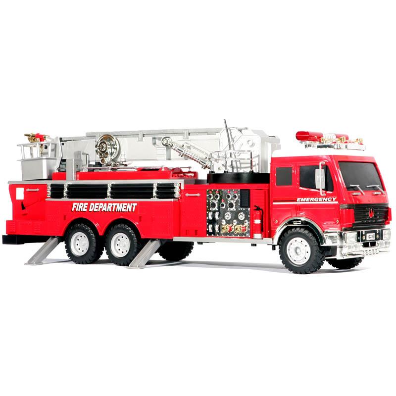 Comment fabriquer les camions de pompiers comment - Image camion pompier ...