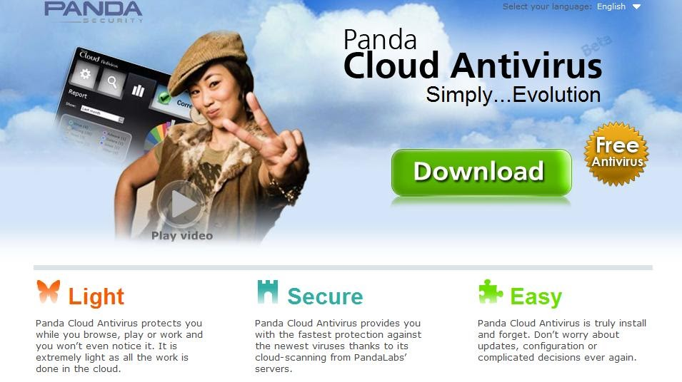 The new panda free antivirus provides the easiest-to-use and most intuitive protection for your computer