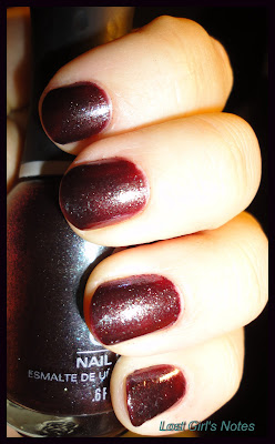 orly galaxy girl swatch and review