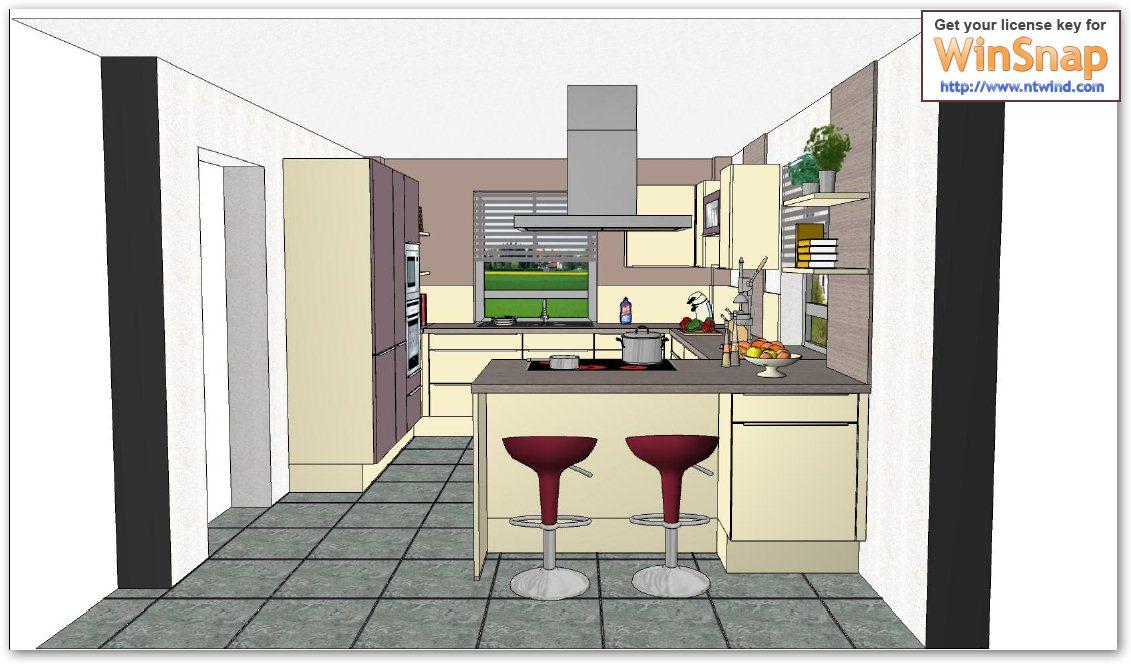 christian susi bauen ein haus mit danwood unsere k chenplanung susi freut sich schon riesig. Black Bedroom Furniture Sets. Home Design Ideas