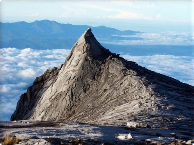 Highest Mountains In Malaysia - WorldAtlas.com