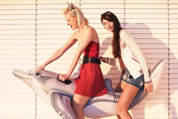 Fashionista 06340: Hannah Holman, Claudia Guarnieri for ...