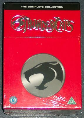 Thundercats Complete  on Amazon Co Uk   And It Was The Thundercats The Complete Collection