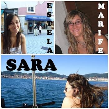 MARIFE, SARA, ESTELA