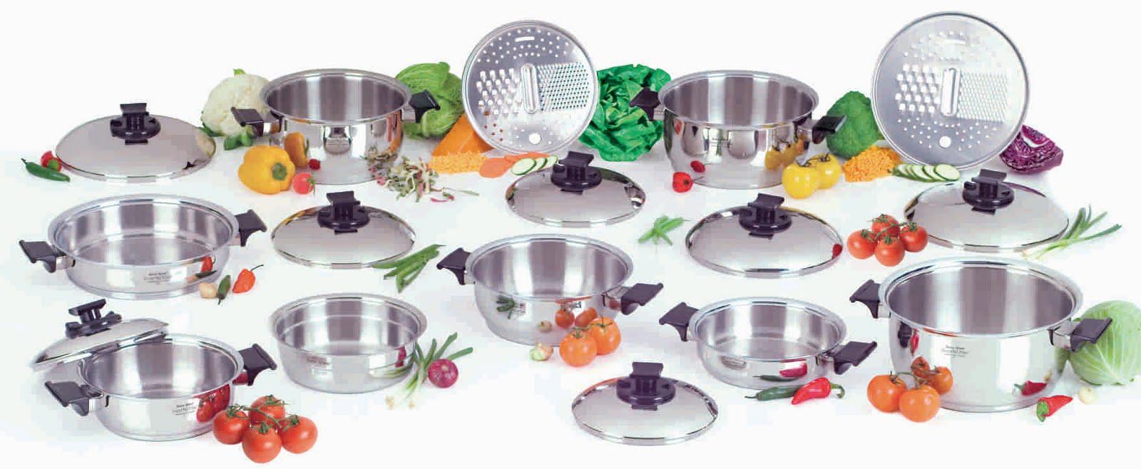 Cocine alimentos saludables nuestros famosos productos for Precios de utensilios de cocina rena ware