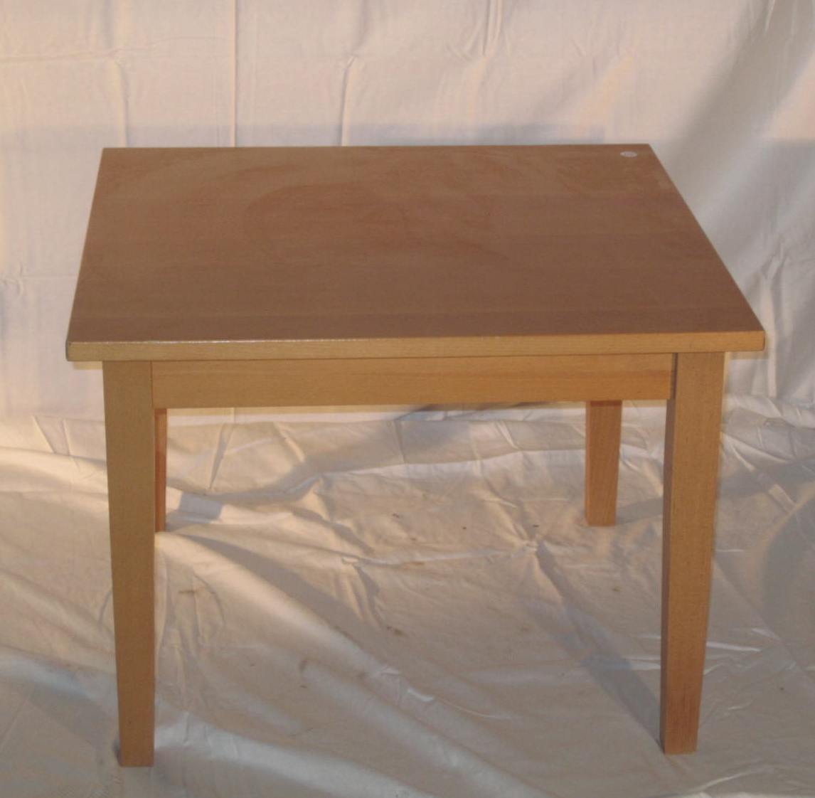 Light wood end table titansstuff for Light wood side table