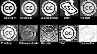 Símbolo de Creative Commons