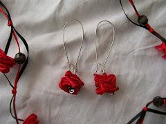 Aros de Cinta (conjunto de collar)