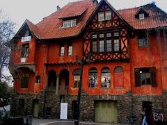Tienda Casa Roja Lehuede