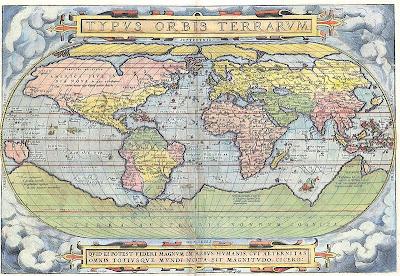 Mamfero Poltico Evolucin Cartografica en el Mundo
