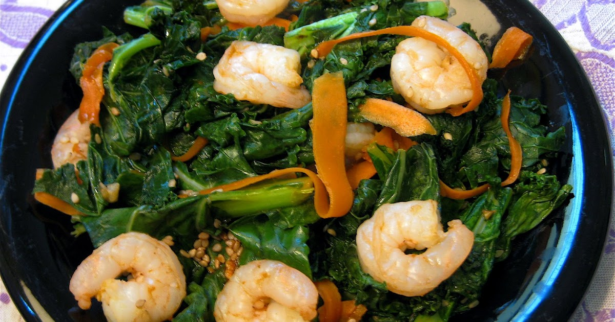 Cooking kale healthy