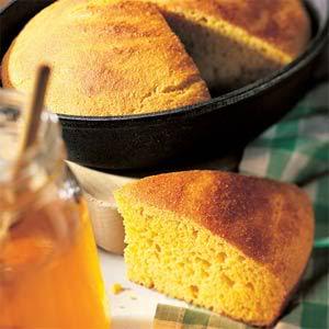 Skillet Cornbread Recipe ~ Molten Chocolate Lava Cake