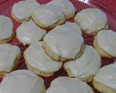 ... - Recipes From my Texas Kitchen: Old Fashioned Buttermilk Cookies
