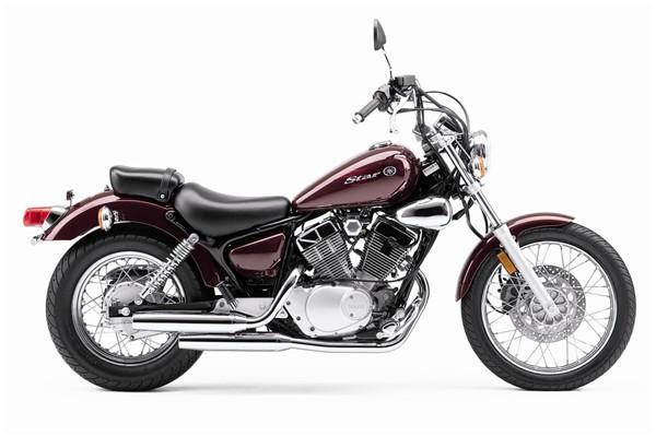 Cruiser streets bikers cruise bikers 250cc for Yamaha cruiser 250