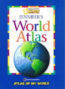 National Geographic Kids Atlas of My World. Have you heard of this yet?
