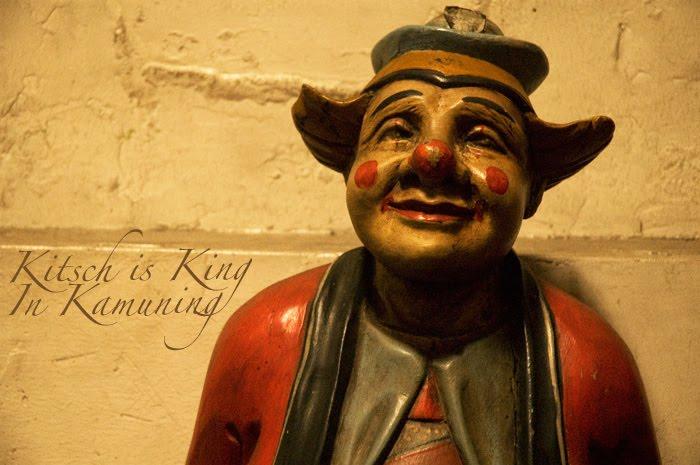 Kamuning vintage clown