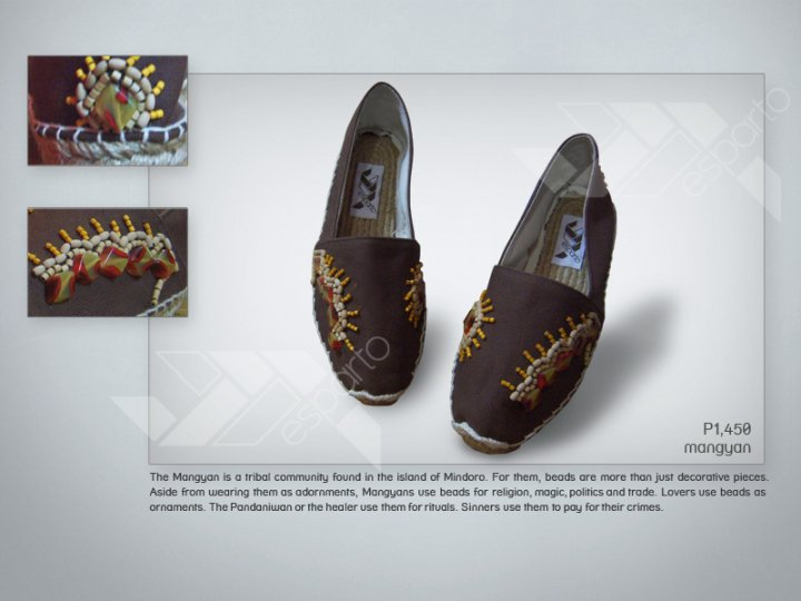 Mangyan Espadrille Shoes