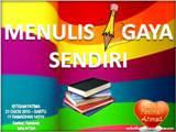 MENULIS GAYA SENDIRI