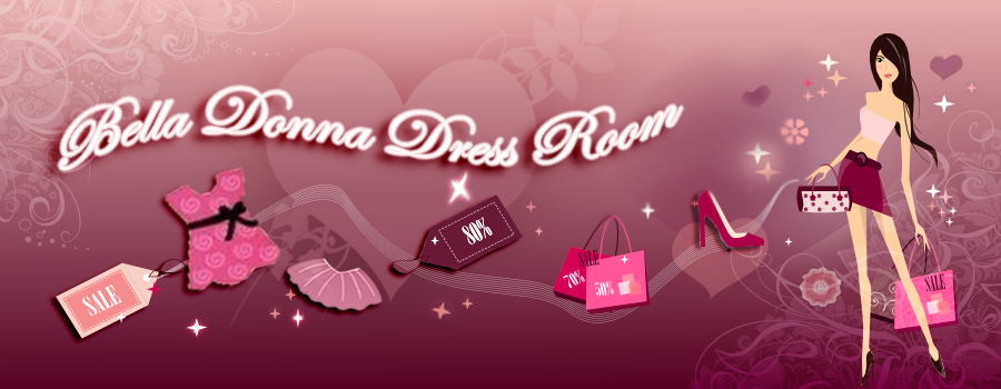 Bella Donna Dress Room