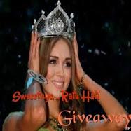 Sweetnye....Ratu Hati Giveaway(menang)