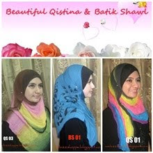 Shawl for Muslimah
