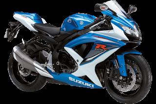 Motor Suzuki GSX-R750