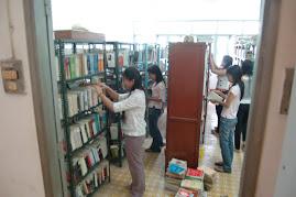 Kho mở thư viện