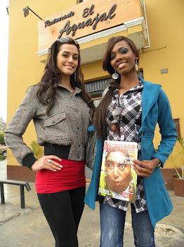 Miss Perú Universo, Giuliana Zevallos, la reina 2010