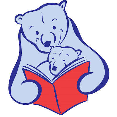 Book Start Bear Logo