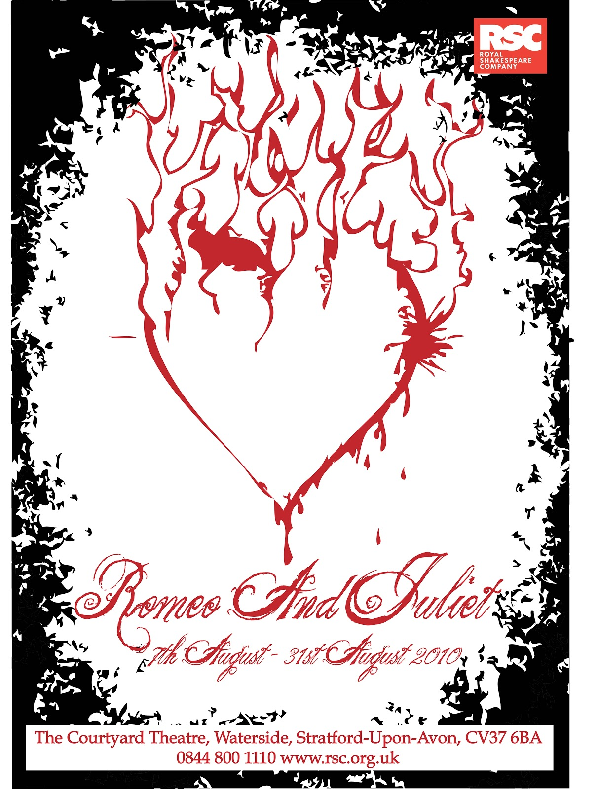 Romeo and Juliet Tattoo Designs