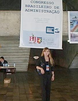 V Congresso Brasileiro de Adm em Recife-PE/ Mais trabalhos...