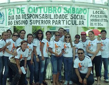 Orientandos... Dia da Responsabilidade Social