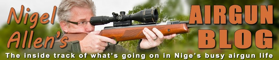 Nigel Allen's Airgun Blog