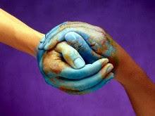 O planeta terra em nossas mãos!!!