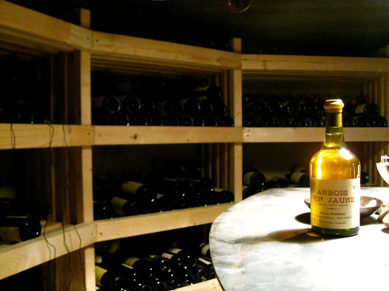 Finare Vinare: En egen vinkällare