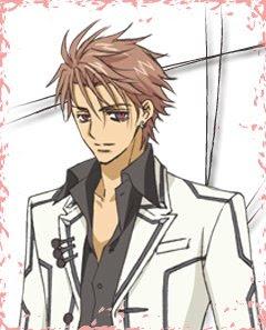 vampire knight  Akatsuki+cain
