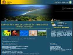 Proyecto Biosfera. Biología y Geología