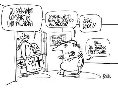 Caricatura period stica de bonil for Que represente 500 mo